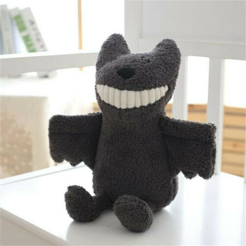 Smiling Toothy Doll Fox Puppy Pink Pig Animal Soft Charcoal Plush Toys Baby Doll