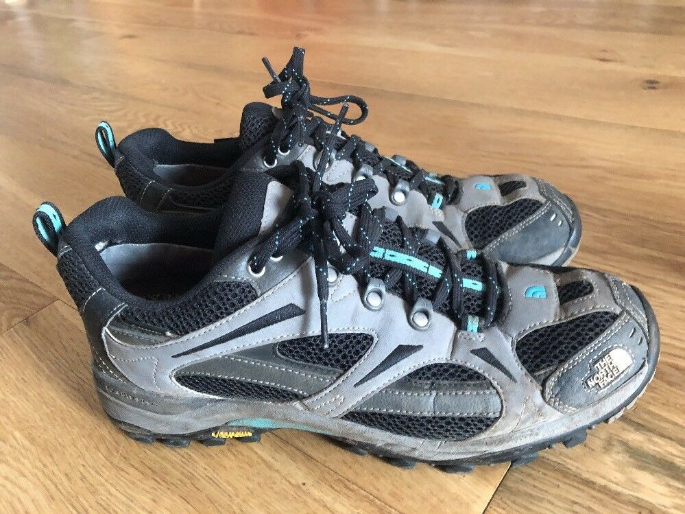 North Face Vibram Gore-tex Women's Hiking Trainers Size U.K. 8
