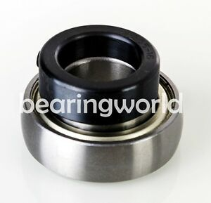 "SA207-22 1-3/8"" Prelube Eccentric Locking Collar Spherical OD Insert Bearing"