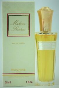 ROCHAS-MADAME-30-ML-1-0-FL-OZ-EAU-DE-TOILETTE-OLD-EDITION