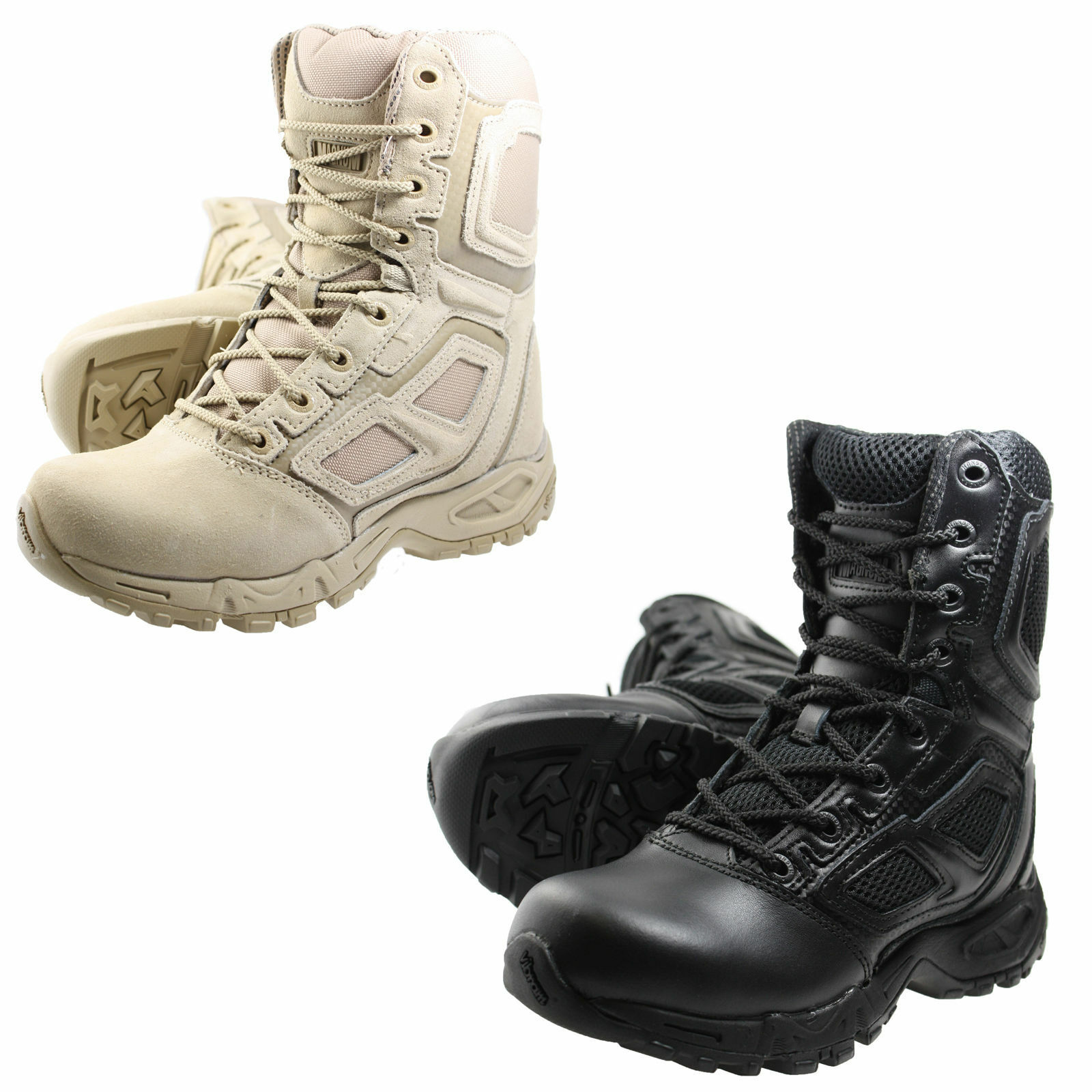 Magnum Elite Spider 8.0 Army Tactical Patrol Stiefel Police Security Forces