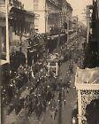 Funeral procession Confederate President Jefferson Davis 8x10 US Civil War Photo