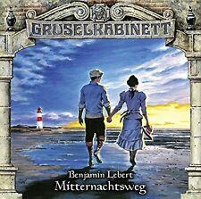 GRUSELKABINETT-FOLGE 105 - MITTERNACHTSWEG  CD NEU