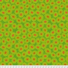 Odile Bailloeul PWOB006 Broderie Boheme Embroidred Flowers Peonies Fabric By Yd