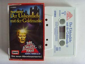 MC-Kassetten-Das-Schloss-Trio-Folge-6-EUROPA-Schlosstrio