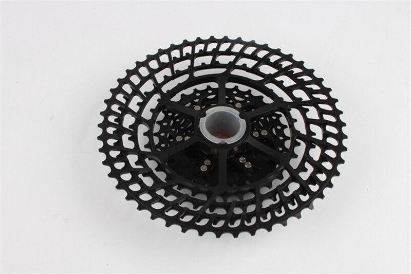 11Speed 11-50t MTB Bike Bicycle Freewheel Cassette  Flywheel Wide Ratio AL7075
