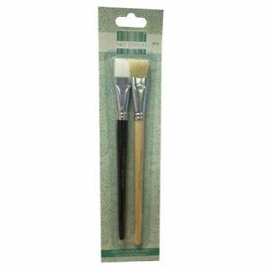 First Edition Deco Mache DecoPatch Brush Set Febru001