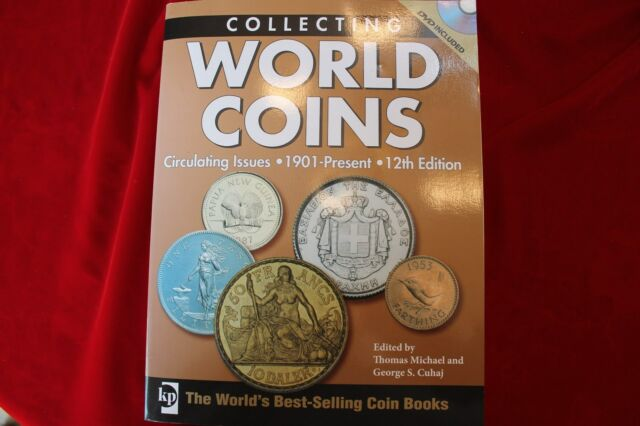 Collecting World Coins 1901 Present Includes Dvd 1006 Pages Huge