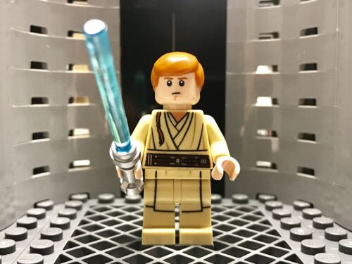 LEGO Star Wars Obi-Wan Kenobi Minifigure Duel on Naboo 75169