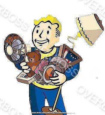 Fallout 76 [PC] JUNK BUNDLE [65K EACH TYPE JUNK + 25K EACH TYPE FLUXES]