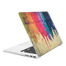 """Custodia rigida pelle per Apple MacBook Air 13"""" (a partire dalla metà del 2011) ARCOBALENO"""