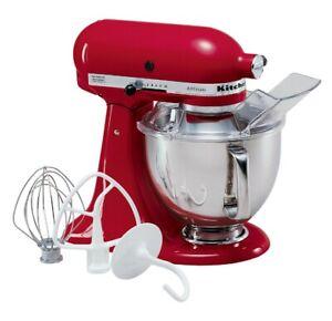 Tilt Head Stand Mixer Choose Color! KitchenAid KSM150PS Artisan Series 5 Qt