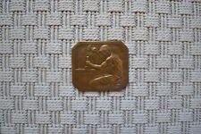 Médaille Bronze - Duval et Janvier 1910, Réduction et frappe de médailles - Rare