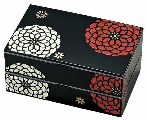 HAKOYA Japanese lunch bento box two-stage Momoka JAPAN Import