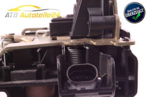 Servomotor türschloß sin ZV cierre centralizado VW SEAT SKODA trasera derecha nuevo