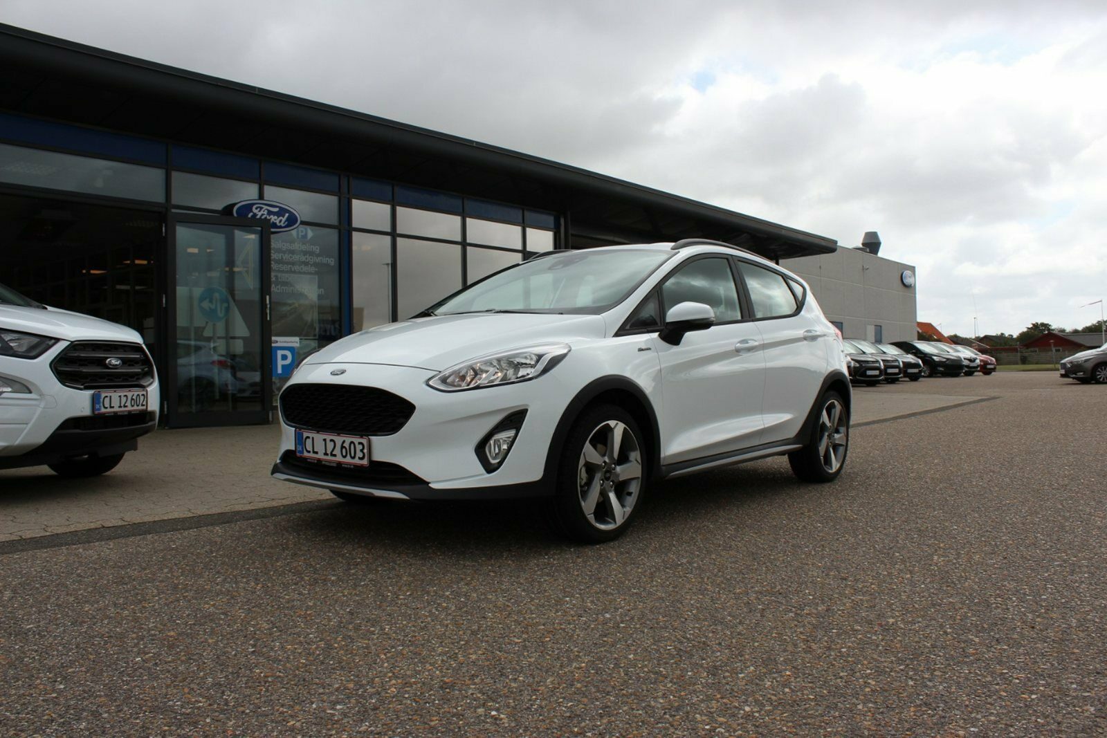 Ford Fiesta 1,0 SCTi 125 Active I