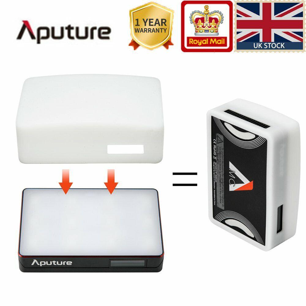 Aputure AL-MC RGB LED Light with full HSI CCT FX and Sidus Mesh technology