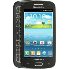 Samsung Galaxy S Relay SGH-T699 8GB T-Mobile Black Excellent Condition Smartphon