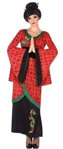 Deguisement-Femme-Chinoise-XS-S-36-38-Costume-Adulte-Asiatique