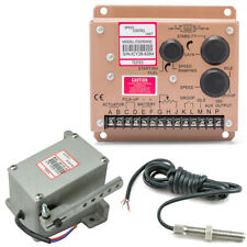 12v24v Universal Electric Generator Governor Engine Speed Controller Esd5500e