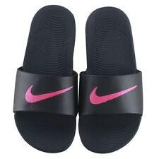 Nike Womens Kawa Slides Size 10 Black