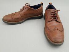 Cole Haan Men/'s GrandEvolution Wingtip Oxford British Tan Style C26385