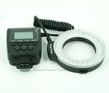 RF-550D Macro 48pcs LED Ring Flash Light For SONY A58 A99 A6000 A7 A7R II