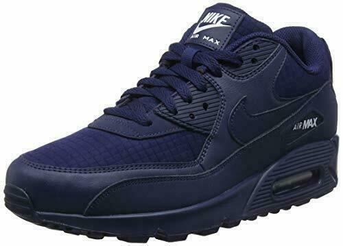 Size 13 - Nike Air Max 90 Essential Midnight Navy 2019 - AJ1285 ...