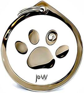 Identificador-Personalizado-Para-Mascota-Perro-Gato-Pata-identidad-Collar-Etiquetas-disco-grabado