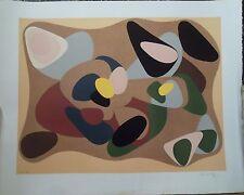 Victor VASARELY (1906-1997) lithographie couleurs signée manuscrit P 1582