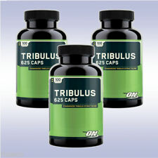 OPTIMUM NUTRITION TRIBULUS 625 (3-PACK: 100 CAPS EACH) testosterone test booster