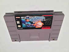 Ken Griffey Jr. Winning Run (Super Nintendo SNES) Game Cartridge Excellent!