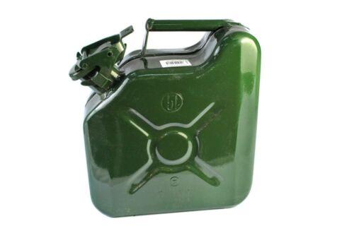 5l Kanister Reserve Benzin Diesel Metall Benzinkanister Kraftstoffkanister KFZ