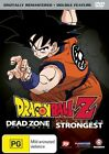 Dragon Ball Z: Remastered Uncut Movie Collection 1 - Dead Zone the Movie / The World's Strongest (DVD, 2008)