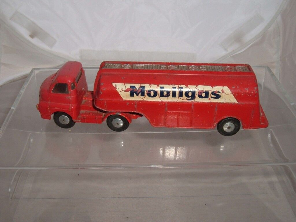 Corgi spielzeug bedford s type mobilgas vintage (siehe bilder)