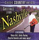 Greetings from Nashville by Various Artists (CD, 2005, American Beat Records)