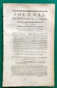 Bastia-Corse-Insurgee-1796-Dublin-Gentili-Nuremberg-Kell-Desaix-Bernadotte-Irish