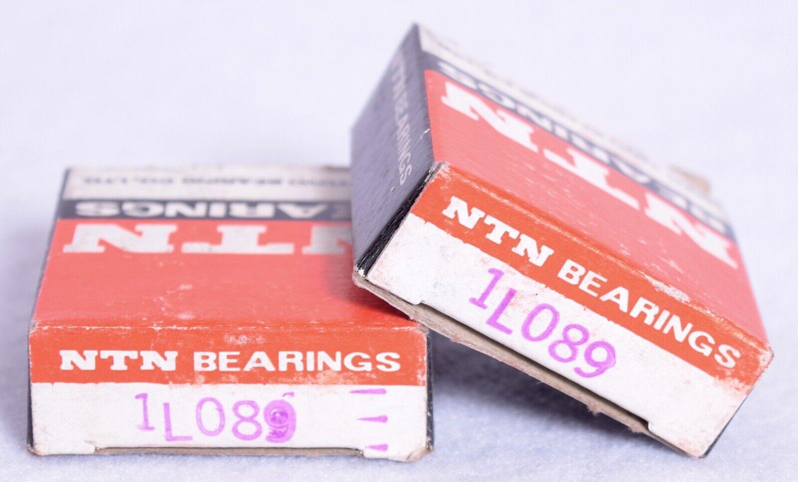NTN 6004 LU Ball Bearing Sealed, Single Row
