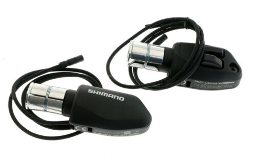 SHIMANO Di2 SW-R671 2x11 SP TT Bar-end Shifter Set Aero Bar gauche /& droite NOUVEAU
