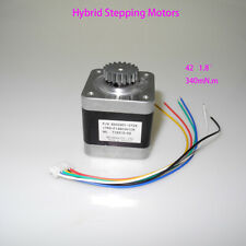 Minebea 2 Phase 4 Wire 18 Hybrid Stepping Motor 42 Stepper Motor 3d Printer Fy