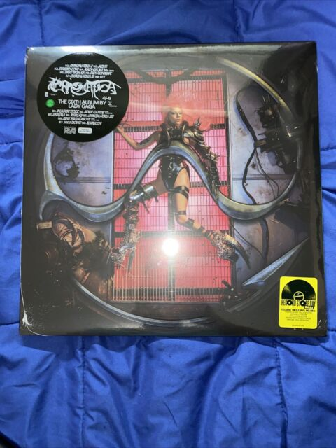 RSD 2021 Lady Gaga Chromatica Vinyl sealed - Record Store Day Limited Edition