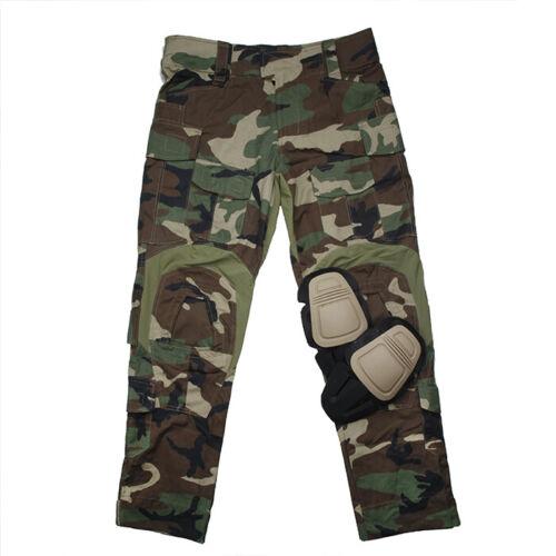 TMC Gen3 Origianl Cutting Combat Trouser with Knee Pads 2018 Ver TMC2901 WL