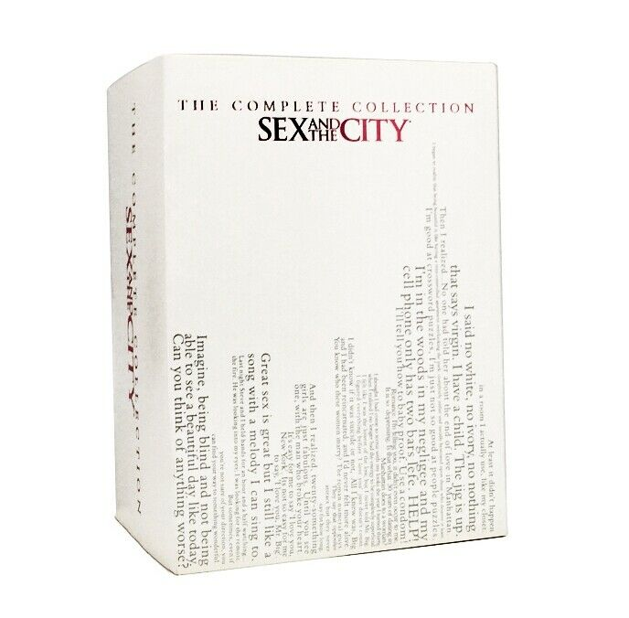 Sex And The City Complete Series Collection Seasons 1-6 -5221
