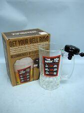 Bell Ringer Beer Mug #41WEM001 MIB by Wembly