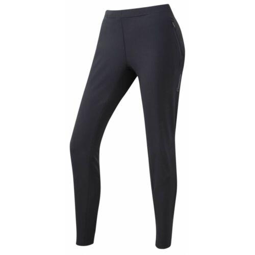 MONTANE Femme INEO Pro Pantalon UK8-Regular Leg Black