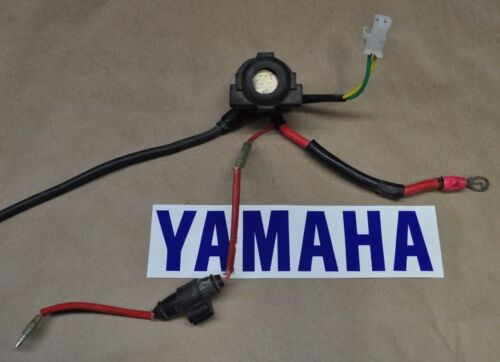 Genuine Yamaha WARRIOR 350 STARTER SOLENOID RELAY COMPLETE YFM350 1988-2000
