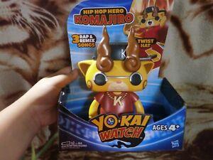 CLOSEOUT-SALE-Imported-From-USA-YO-KAI-Watch-Komajiro-Musical-Toy-1