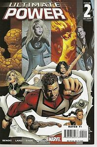 Ultimate-Power-2-de-9-us-Marvel-2006-FF-XMEN-Ultimates-vs-Squadron-Supreme