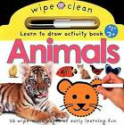 Animals: 26 Wipe-Clean Pages of Early Learning Fun by Roger Priddy (Mixed media product)