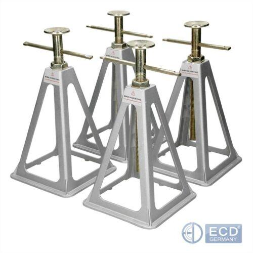 Stützbock Stützböcke Unterstellböcke Unterstellbock Alu Stützfuß für Wohnwagen